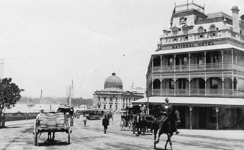 California dates in Brisbane