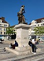 Statue Jeanne Hachette - Beauvais (FR60) - 2021-05-30 - 1.jpg