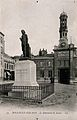 Statue of Edward Jenner in Boulogne-sur-Mer, halle au poisso Wellcome V0018801ER.jpg