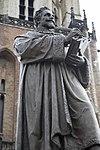 statue of hugo grotius
