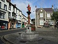 Statue of Llewelyn the Great in Conwy - geograph.org.uk - 1472914.jpg
