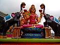 Statues at Talupulamma Lova Temple 03.jpg