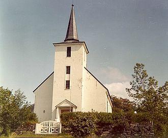 Flora, Norway - Stavang Church