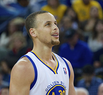 50–40–90 club - Stephen Curry on a game night