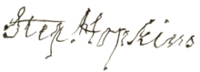 Stephen Hopkins signature.png