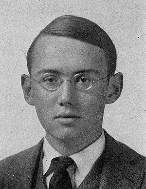 Stephen Vincent Benét - Stephen Vincent Benét, Yale College B.A., 1919