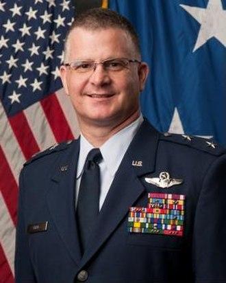 Steven A. Cray - Major General Steven A. Cray