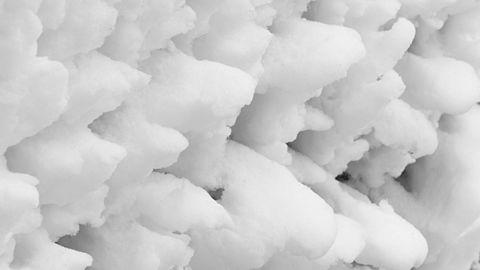 Sticky snow on a wall.jpg