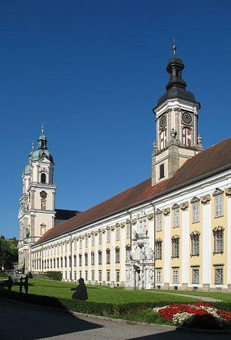 St. Florian Monastery - Image: Stift St Florian 6529