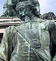 Stockholm. Gustav II Adolfs ryttarstaty på Gustav Adolfs torg (3).JPG
