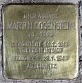 Stolperstein Joachim-Friedrich-Str 42 (Halsee) Martin Rosenstein.jpg