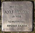 Stolperstein für Adolf Wenger.JPG