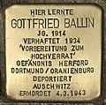 Stolperstein für Gottfried Ballin (Köln).jpg