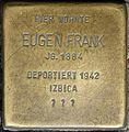 Stolpersteine Krefeld, Eugen Frank (Friedrichstraße - Ecke St. Anton- Straße).jpg