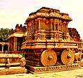 Stone Chariot at Vitthala Temple.jpg