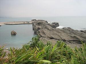 Chenggong, Taitung - Stone Umbrella