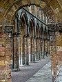 Stonework,Jedburgh Abbey - geograph.org.uk - 1474814.jpg