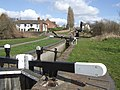 Stourbridge Canal, Lock No.11 - geograph.org.uk - 745989.jpg