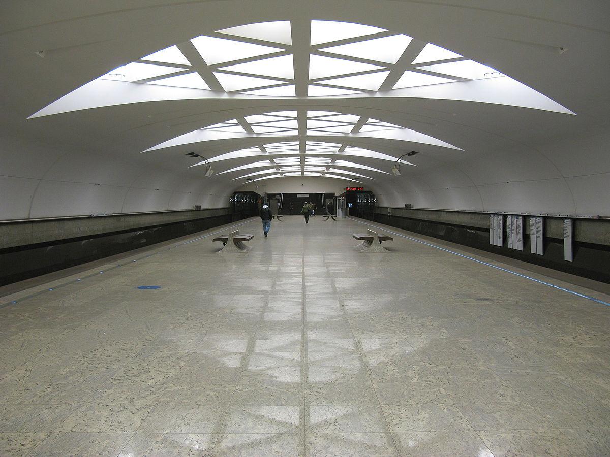 Strogino Moscow Metro Wikipedia