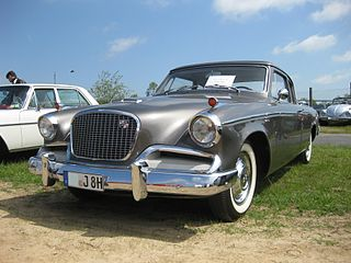 Studebaker Flight Hawk Motor vehicle
