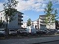 Studentbostadsområdet Parentesen i Lund, juli 2015.JPG