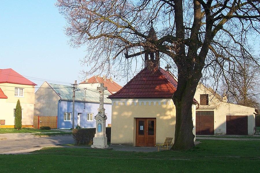 Sušice (Uherské Hradiště District)