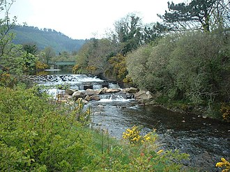 Peveril of the Peak - Sulby River, Isle of Man
