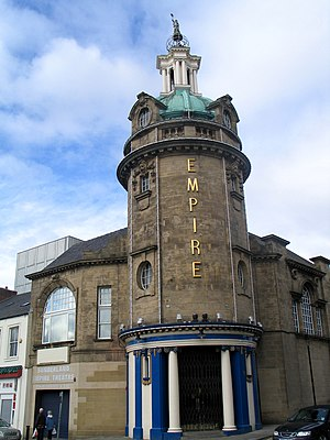 City of Sunderland - The Sunderland Empire theatre.