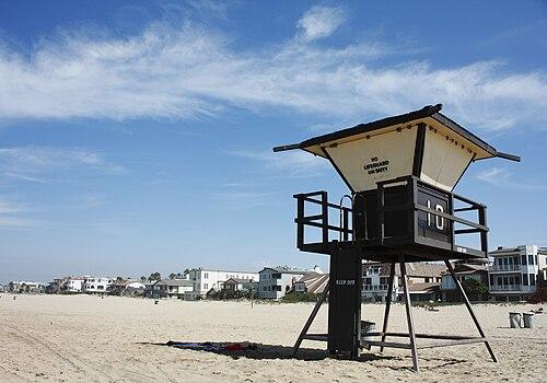 Sunset Beach mailbbox