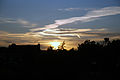 Sunset over Barnton (1084691868).jpg