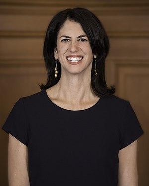 Hillary Ronen - Image: Supervisor Hillary Ronen