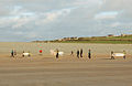 Surf school at Newgale beach - geograph.org.uk - 1525013.jpg