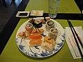 Sushi at restaurant Xin Long.jpg