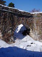 Svartholma bastioni sisalta