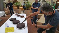 Sweet Taste of Austria - First cut 2 - Wikimedia Hackathon 2017.jpg