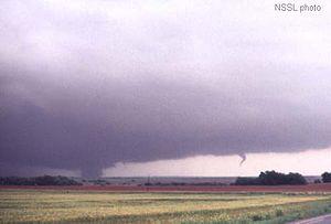 Sweetwater Oklahoma Tornado