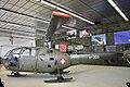 Swiss Air Force V-205 Aerospatiale SA-316B Alouette III at Musée De L'Aviation, Payerne 02.jpg