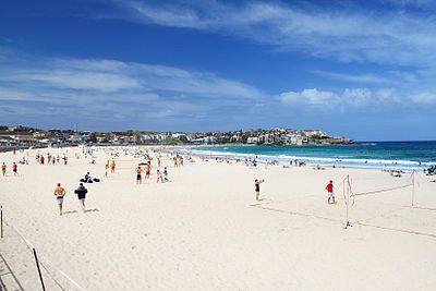 Bondi Beach - Australia's most iconic beach