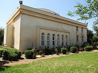 Pa'amei Tashaz - Village synagogue