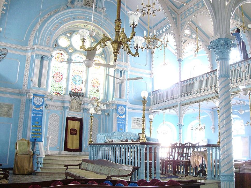 Synagogue inside