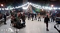 Synthetic ice rink in Spain (15114088621).jpg