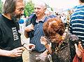 Szárszói találkozó 1999 TGM Bolgár György Heller Ágnes.jpg
