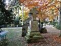 Szczecin Cmentarz Centralny nagrobek rodziny Borchers.jpg