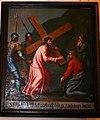 Szendrő, katolikus templom, VIII. stáció. Jézus szól a síró asszonyokhoz.jpg