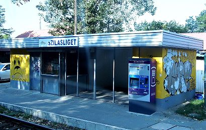 How to get to Szilasliget with public transit - About the place