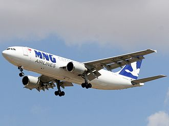 MNG Airlines - MNG Airlines Airbus A300-600RF