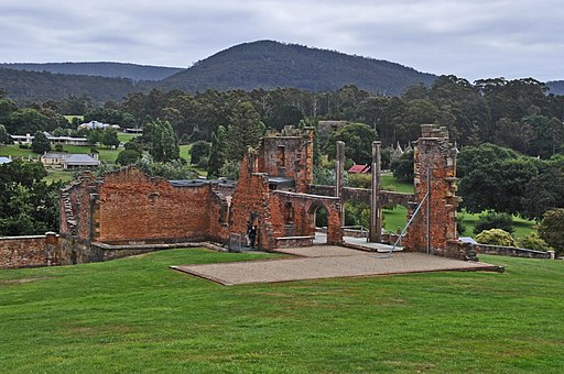 THE HOSPITAL PORT ARTHUR HISTORIC SITE