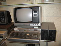 TRS-80 Model I with Drives.jpg