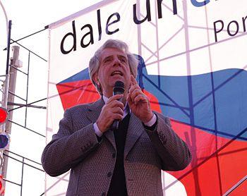 Tabare Vazquez 2011