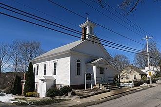 Fiskeville, Rhode Island - Tabernacle Baptist Church